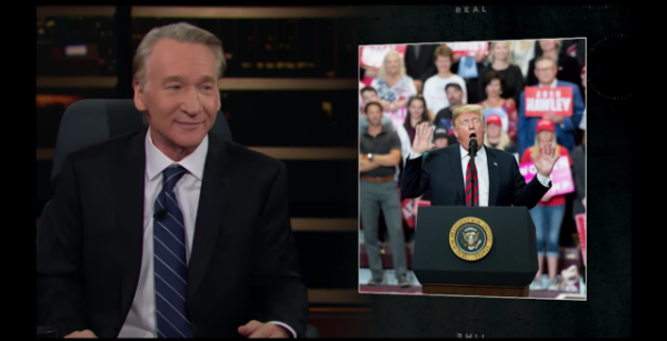 God-damn Bill Maher is funny